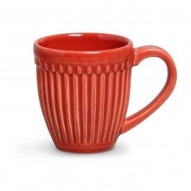 caneca roma vermelho 416713 porto brasil casa cafe e mel
