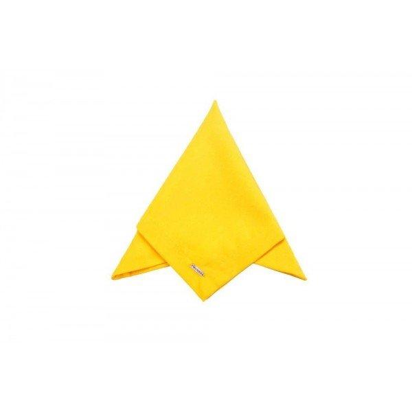 guardanapo liso amarelo ref001190 casa cafe e mel