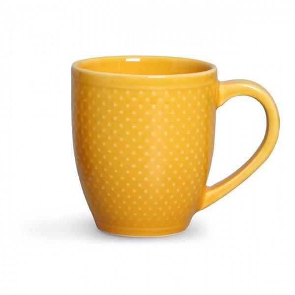 caneca pois amarelo mostarda 123441001 porto brasil casa cafe e mel