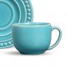 xicara de cha atenas azul poppy b porto brasil casa cafe e mel