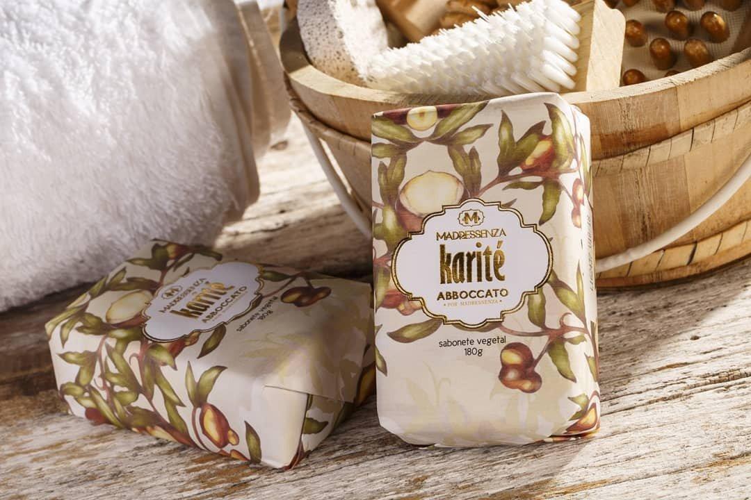 sabonete vegetal karite madressenza casa cafe e mel