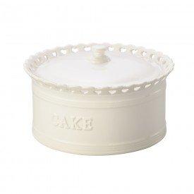 pote com tampa de porcelana g coracoes lyor 8028 a casa cafe e mel