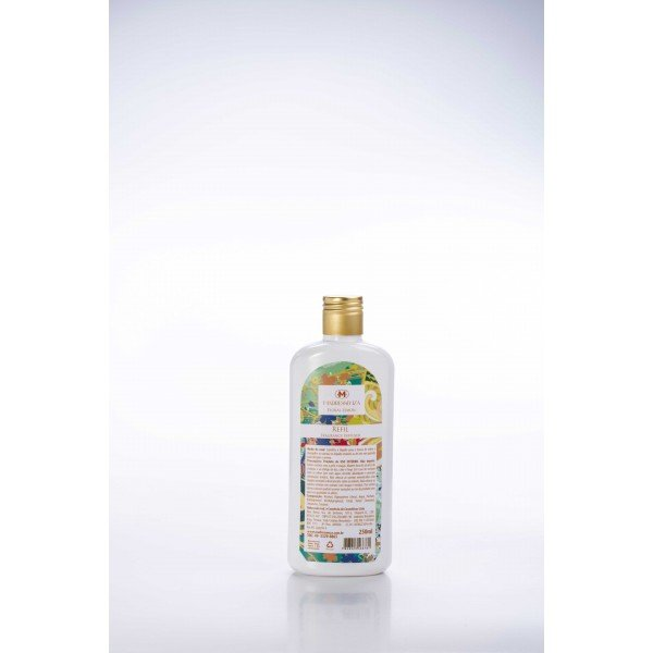 refil fragrance diffuser floral lemon 2036 madressenza casa cafe e mel