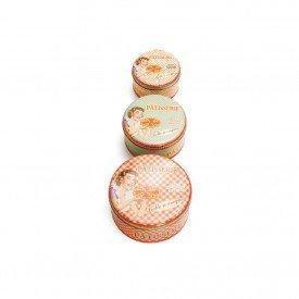 jogo de 3 latas redondas pin up 1422104 c cromus casa cafe e mel