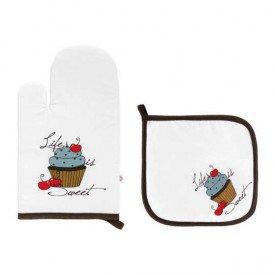 luva e pega panela bella cupcake a copa cia casa cafe e mel