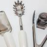 conjunto de utensilios cozinha pro cook lol casa cafe e mel