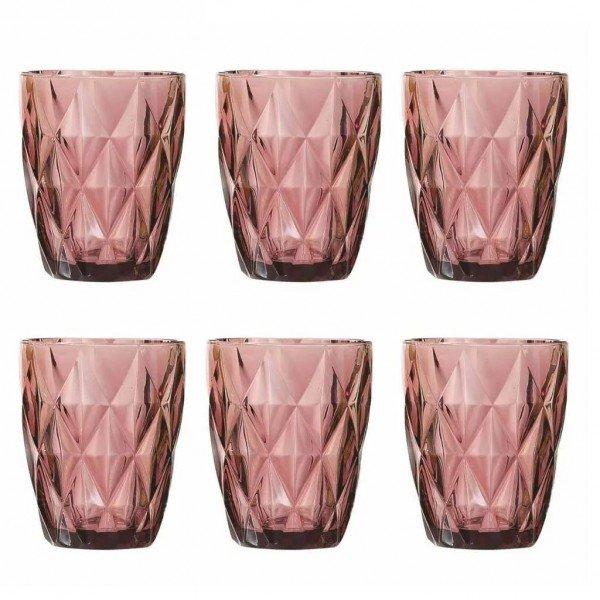 copo diamond lilas a casa cafe e mel