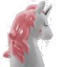 unicornio branco lunne casa cafe e mel 3
