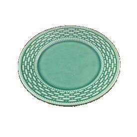 prato sobremesa ceramica cestinha lala verde scalla casa cafe e mel