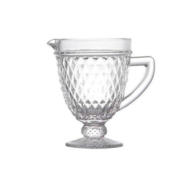 jarra bico de abacaxi transparente 6459 lyor casa cafe e mel 1