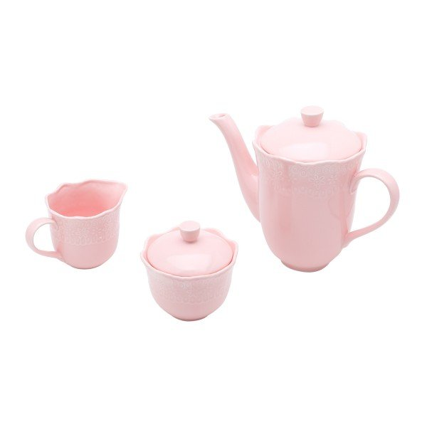 jogo cha princess rosa 8202 lyor casa cafe e mel 1