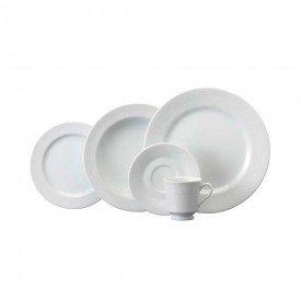 aparelho de jantar noiva 0 porcelana schmidt casa cafe e mel