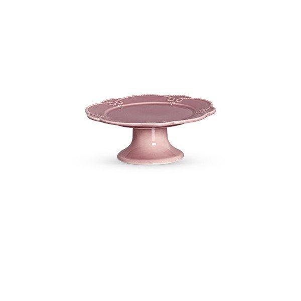 prato de bolo com pe dunquerque rosa 2395216 scalla casa cafe e mel