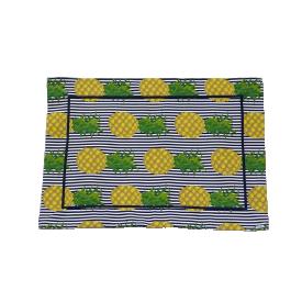 jogo americano abacaxi amarelo mameg 2 casa cafe e mel