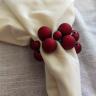 argola guardanapo perola vermelho amora casa casa cafe e mel 2