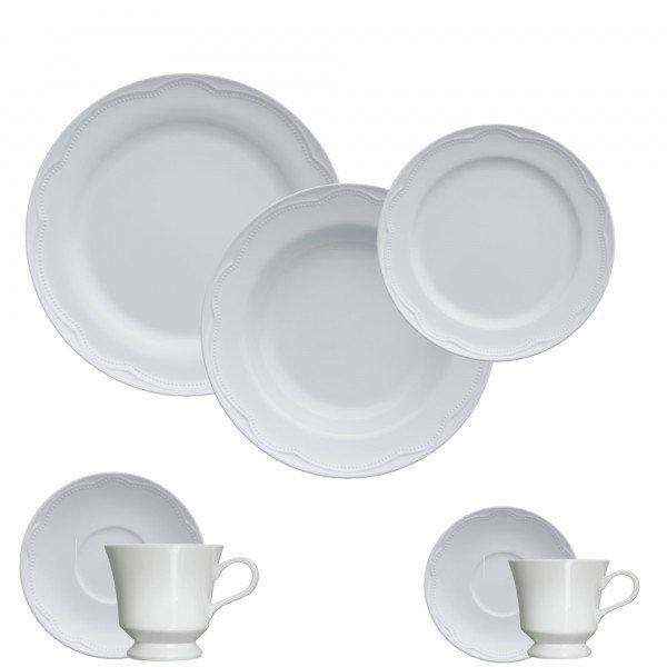 aparelho jantar cottage germer 6733030 00 casa cafe e mel