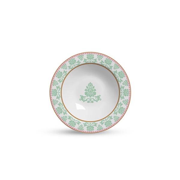 prato fundo ceramica damask scalla172