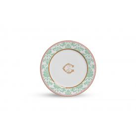 prato para sobremesa ceramica damask scalla 172