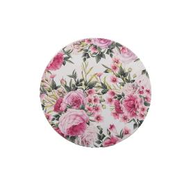 sousplat bendita feitura floral rosa lilas casa cafe e mel 5 a