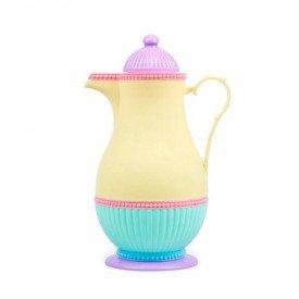 garrafa termica rice amarela modali casa cafe e mel