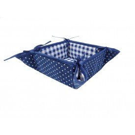 panier azul marinho xadrez poa mameg casa cafe e mel 1