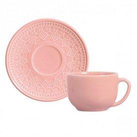 xicara cha agra rosa porto brasil casa cafe e mel