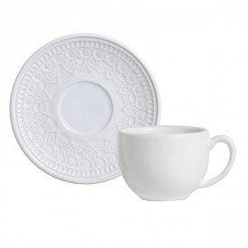 xicara cha agra branco porto brasil casa cafe e mel