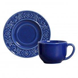 xicara cha porto azul navy porto brasil casa cafe e mel