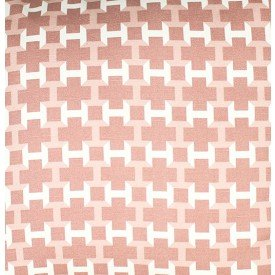 jogo americano de tecido agata cortbras geometria rose 7509 casa cafe e mel