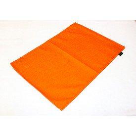 jogo americano de tecido amazon cortbras laranja 4805 casa cafe e mel amb 3