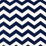 jogo americano de tecido belize cortbras zig zag azul marinho 957 casa cafe e mel
