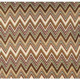 jogo americano de tecido ducan cortbras zig zag marrom 4903 casa cafe e mel