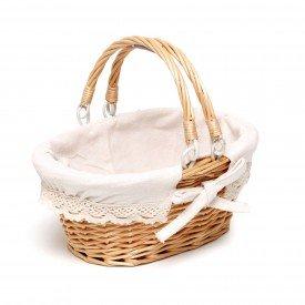 cesta redonda com tecido 1826083 cromus casa cafe e mel