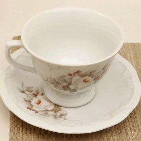 xicara de cafe eterna porcelana schmidt c casa cafe e mel