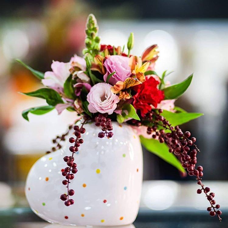 vaso coracao branco 11 359 silveira casa cafe e mel