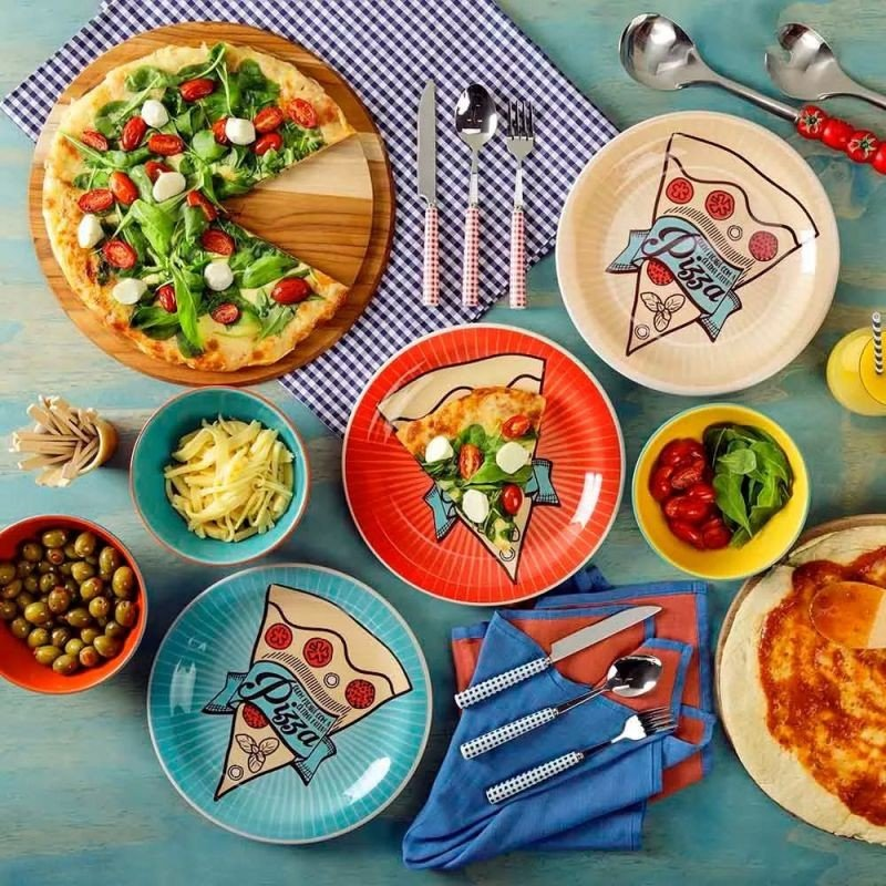conjunto pizza oxford casa cafe e mel