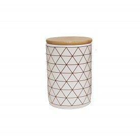 jogo latas para mantimentos ceramica 67693 lilian casa cafe e mel 5