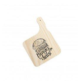 tabua de madeira servir hamburguer 1134 std stolf casa cafe e mel