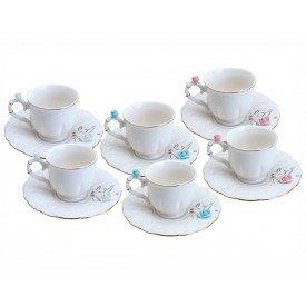 xicara de cafe porcelana flowers round 35472 wolff casa cafe e mel 1