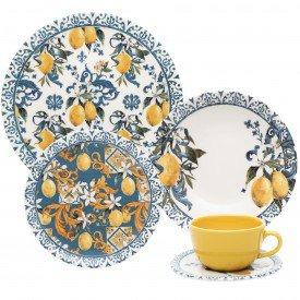 aparelho de jantar siciliano oxford casa cafe e mel