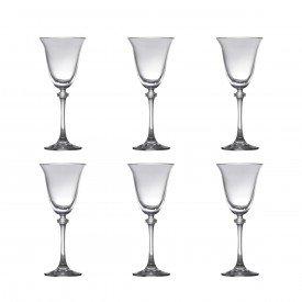 taca para vinho branco cristal alexandra 6 pecas 350ml 5318 rojema casa cafe e mel 4