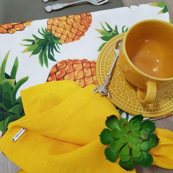 argola guardanapo suculentas verde casa cafe e mel