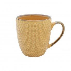 caneca porcelana amarelo 27619 bon gourmet casa cafe e mel 4