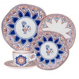 aparelho de jantar barcelos 077151 oxford casa cafe e mel 1