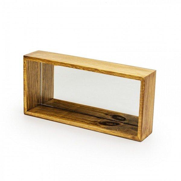 nicho para cubos decorativos espelhado 33x15cm 16894 marimar casa cafe e mel