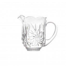 conjunto jarra tacas de cristal chumbo prima transparente 6830 lyor casa cafe e mel 11