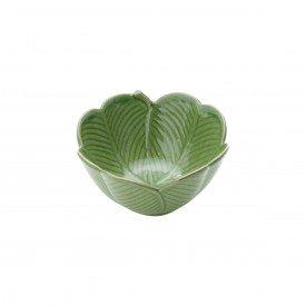 bowl tigela ceramica banana leafverde 4133 lyor casa cafe e mel 1