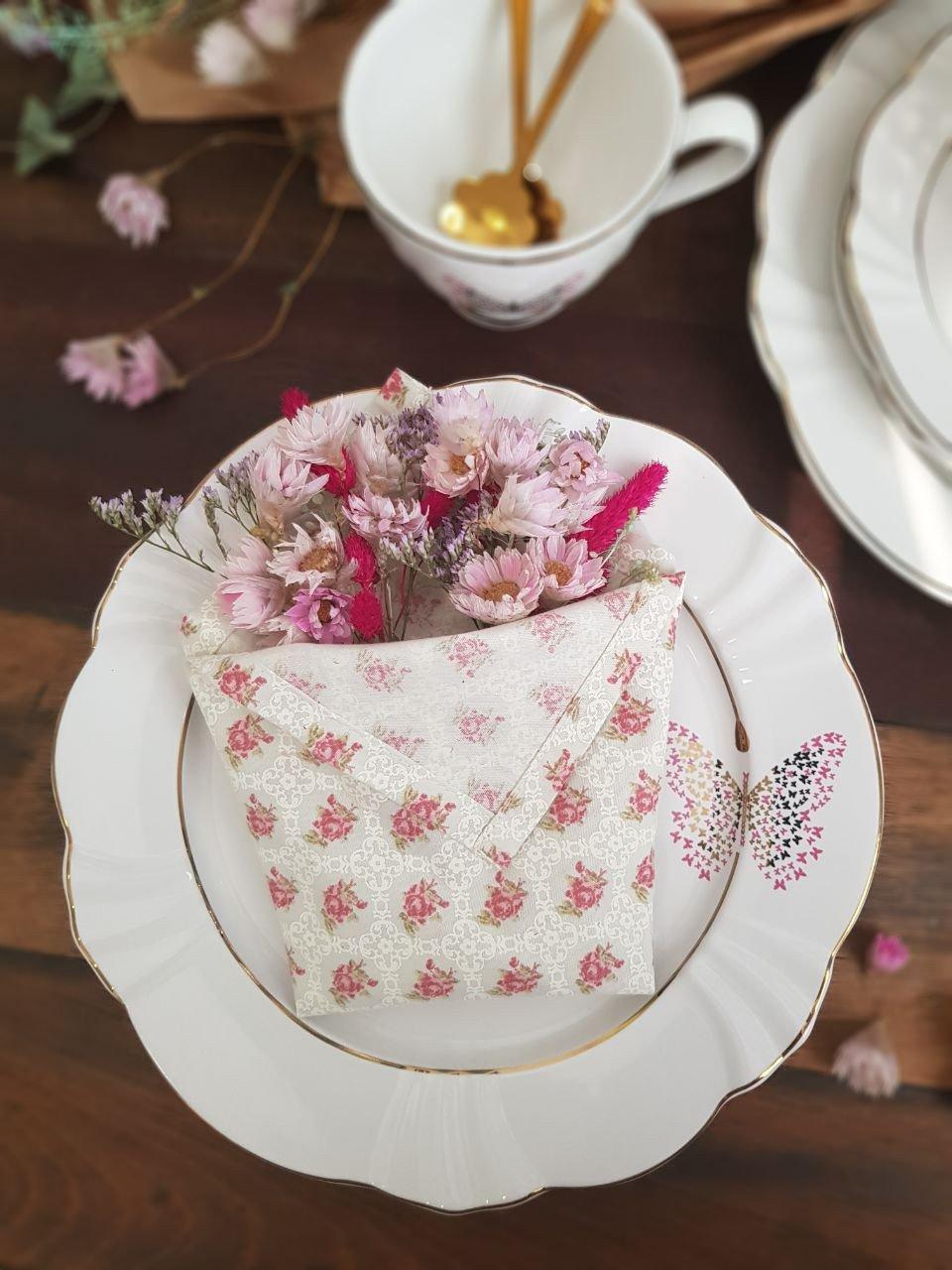 guardanapo de tecido tricoline 6 pecas amora casa casa cafe e mel 7