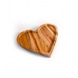 prato de madeira teca coracao pequeno 6637 wood love casa cafe e mel