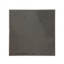 tabua quadrada ardosia grey pequena rustico pratos de ardosia casa cafe e mel 1